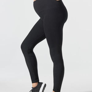 BLANQI SPORT SUPPORT CONTOUR MATERNITY LEGGINGS